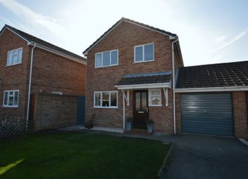 Thumbnail 3 bed link-detached house for sale in Eastleigh Close, Burnham-On-Sea
