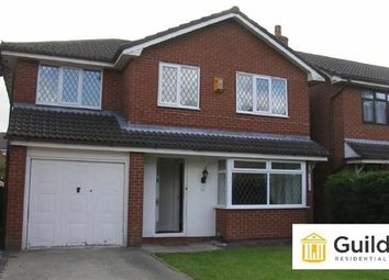 Thumbnail 4 bedroom detached house to rent in Fernleigh, Leyland