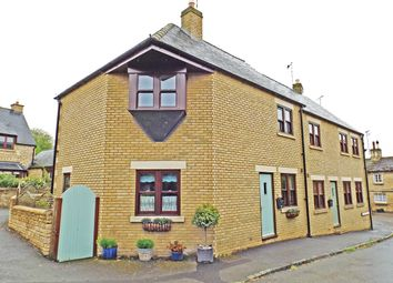 Thumbnail 3 bed end terrace house for sale in Forest Approach, Kings Cliffe, Peterborough