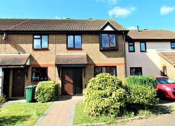 Thumbnail Terraced house for sale in Middlefield, Horley, Surrey.