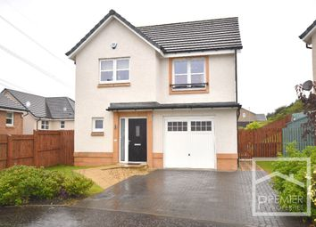 Thumbnail 3 bed detached house for sale in Mossbeath Gardens, Uddingston, Glasgow
