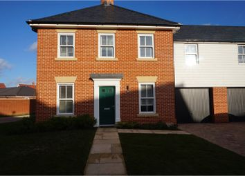 Thumbnail 3 bed link-detached house for sale in Strawberry Avenue, Manningtree
