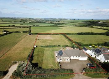 Thumbnail Detached house for sale in St. Minver, Wadebridge