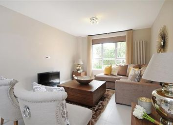 Thumbnail 3 bed flat to rent in St John's Wood Park, St John's Wood