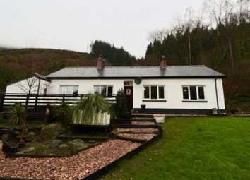 Thumbnail 3 bed detached bungalow for sale in Dinas Mawddwy, Machynlleth