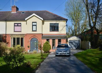 Thumbnail 4 bed semi-detached house for sale in Manchester Road, Baxenden, Accrington