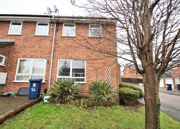 Thumbnail 2 bedroom end terrace house to rent in Greengage Rise, Melbourn, Royston