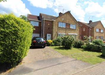 Thumbnail 3 bed semi-detached house for sale in Gray Court, Peterborough