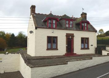 Thumbnail 3 bed detached house for sale in Howrigg House & Land, Hall Road, Ecclefechan