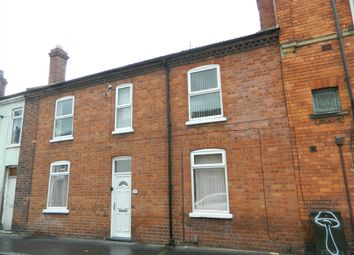 Thumbnail 1 bed semi-detached house to rent in Cross Street, Lincoln