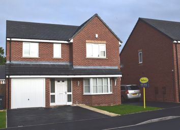 Thumbnail 4 bed detached house for sale in Hough Way, Shifnal, Shropshire