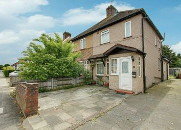 Thumbnail 3 bed semi-detached house for sale in Long Drive, Greenford