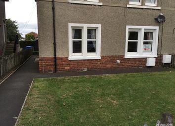 Thumbnail 1 bed flat to rent in Anstruther Street, Law, Carluke