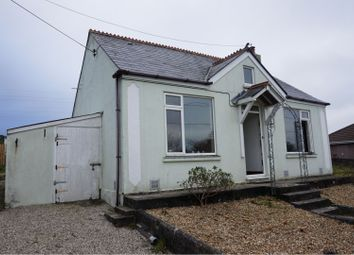 Thumbnail 3 bed detached bungalow for sale in Higher Trezaise, St. Austell