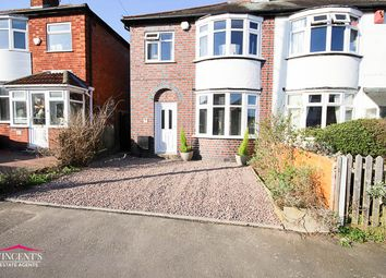 Thumbnail 3 bed semi-detached house for sale in Monica Road, Leicester