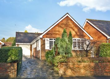 Thumbnail 2 bed detached bungalow for sale in The Chase, Findon, Worthing
