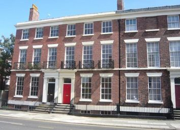 Thumbnail 2 bed flat to rent in Catharine Street, Liverpool