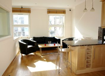 Thumbnail 3 bed flat to rent in Camden High Street, Camden Town, London