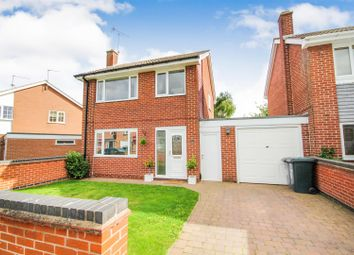 Thumbnail 3 bed detached house for sale in Broadfields, Calverton, Nottingham