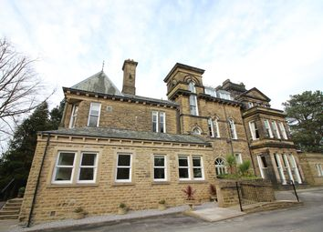 Thumbnail 2 bed flat to rent in Thorpe Hall, Queens Drive, Ilkley