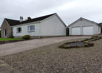 Thumbnail 4 bed detached bungalow for sale in Braehead Road, Letham