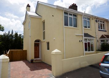 Thumbnail 2 bedroom flat to rent in Rowley Road, St. Marychurch, Torquay