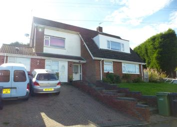 Thumbnail 4 bed detached bungalow for sale in Abbotsford Drive, Russells Hall, Dudley