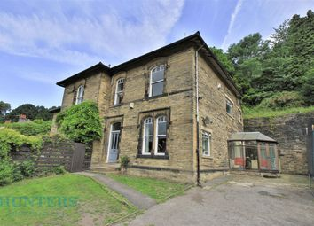 3 bed semi-detached house for sale in Wood Bank East, Burnley Road, Luddendenfoot, Halifax HX2