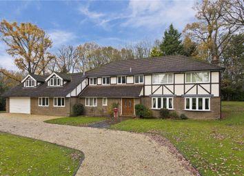 Albany Close, Blackhills, Esher, Surrey KT10. 6 bed detached house
