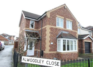 3 bed detached house for sale in Alwoodley Close, Hull, East Yorkshire HU8