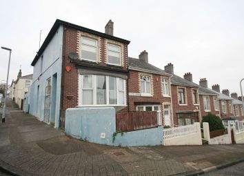 Thumbnail 2 bed maisonette to rent in Kelvin Avenue, Plymouth