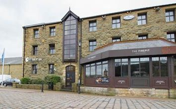 Thumbnail Office to let in Suite 3, Station House, New Hall Hey Road, Rawtenstall, Lancashire