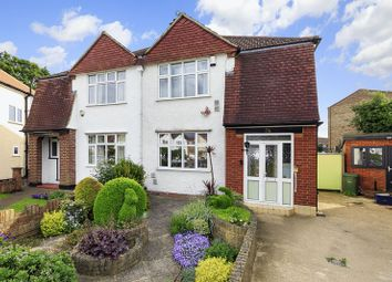 Thumbnail 3 bed semi-detached house for sale in Hogarth Gardens, Heston, Hounslow