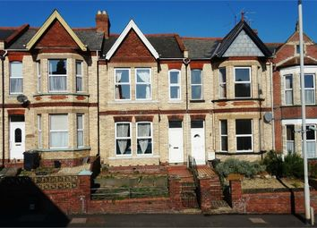 Thumbnail 4 bed terraced house for sale in Pinhoe Road, Exeter, Devon
