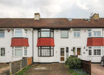 Thumbnail 3 bed terraced house for sale in Chaffinch Avenue, Shirley, Croydon, Surrey