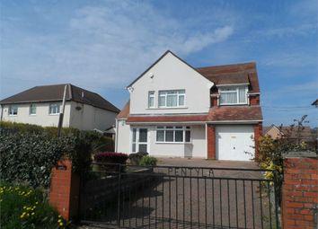 Thumbnail 5 bed detached house for sale in Pennar Lane, Newbridge, Newport