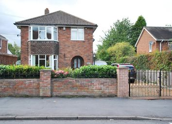 Thumbnail 3 bedroom detached house for sale in Manse Road, Hadley, Telford, Shropshire