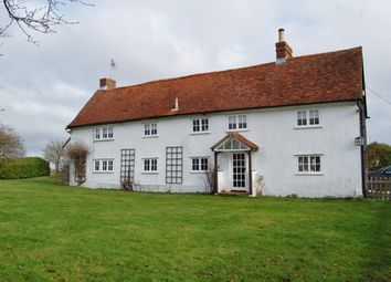 Thumbnail 3 bed detached house to rent in Abbess Roding, Ongar