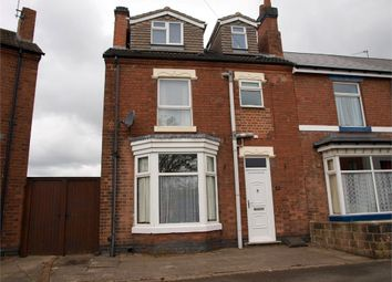Thumbnail 5 bed end terrace house for sale in Anglesey Road, Burton-On-Trent, Staffordshire