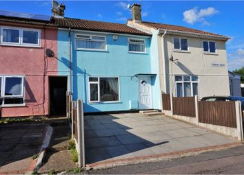 Thumbnail 3 bedroom terraced house for sale in Sunbury Green, Leicester