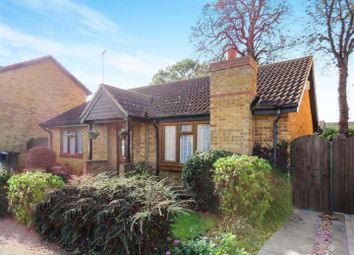 Thumbnail 2 bed detached bungalow for sale in Chestnut Close, Sawtry, Huntingdon