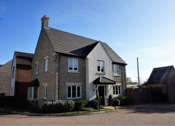 Thumbnail 4 bed detached house for sale in John Chiddy Close, Hanham
