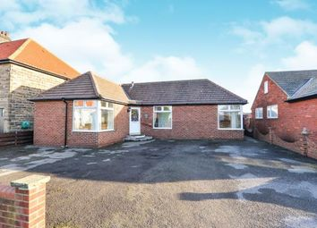Thumbnail 2 bed bungalow for sale in Caedmon Avenue, Whitby, North Yorkshire