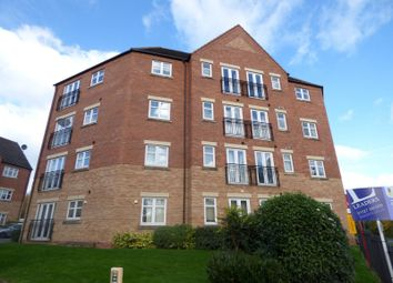 Thumbnail 2 bedroom flat to rent in Birch House, Alder Carr Close, Redditch