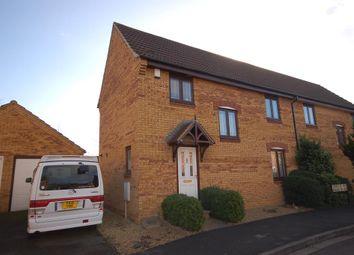 Thumbnail 3 bed semi-detached house for sale in Elizabeth Way, Mangotsfield, Bristol