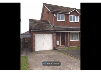 Thumbnail 3 bed semi-detached house to rent in Clos Penglyn, Bridgend