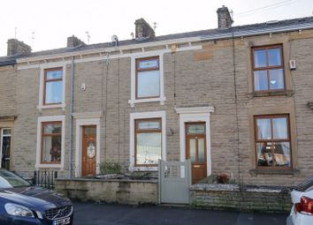 Thumbnail 3 bed terraced house for sale in John Street, Oswaldtwistle, Accrington