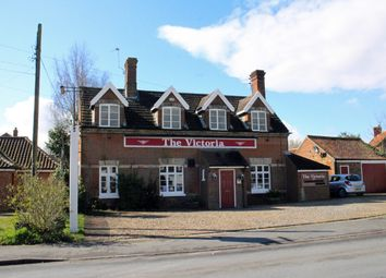 Thumbnail Pub/bar for sale in The Street, Hockering