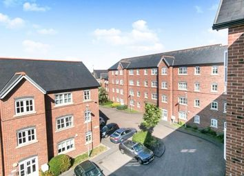 Thumbnail 2 bed flat for sale in Quayside, Grosvenor Wharf Road, Ellesmere Port, Cheshire