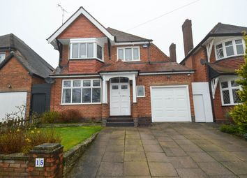 Thumbnail 3 bed detached house for sale in Broad Lane, Kings Heath, Birmingham